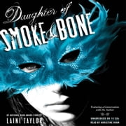 Daughter of Smoke & Bone audiobook by Laini Taylor