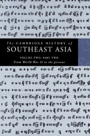 The Cambridge History of Southeast Asia ebook by Tarling, Nicholas