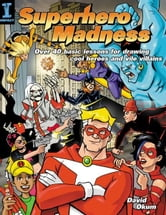 Superhero Madness ebook by David Okum