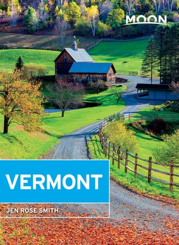 Moon Vermont ebook by Jen Rose Smith