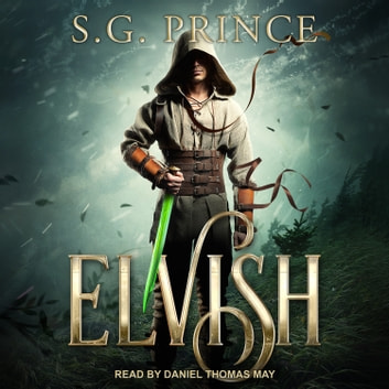 Elvish audiobook by S.G. Prince