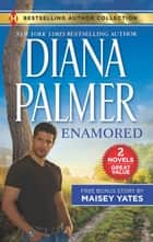 Enamored & Claim Me, Cowboy - An Anthology ebook by Diana Palmer, Maisey Yates