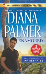 Enamored & Claim Me, Cowboy - Enamored ebook by Diana Palmer, Maisey Yates