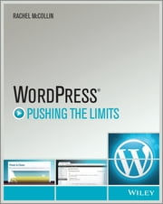 WordPress - Pushing the Limits ebook by Rachel McCollin