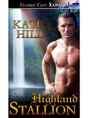 Highland Stallion ebook by Kate Hill