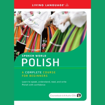 Spoken World: Polish audiobook by Living Language