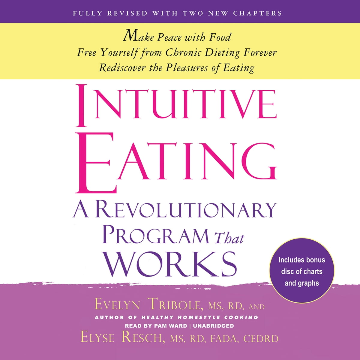 Intuitive Eating, 3rd Edition Audiobook by Evelyn Tribole MS, RDN, CEDRD-S - 9781481593724 | Rakuten Kobo United States