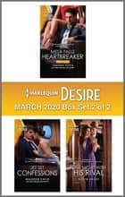 Harlequin Desire March 2020 - Box Set 2 of 2 ebook by Joanne Rock, Maureen Child, Robyn Grady