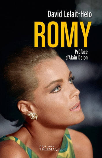 Romy ebook by David LELAIT-HELO