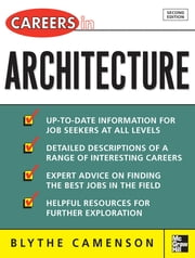 Careers in Architecture ebook by Blythe Camenson