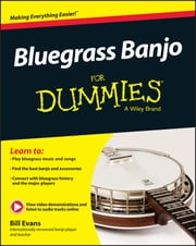 Bluegrass Banjo For Dummies ebook by Bill Evans