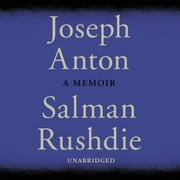 Joseph Anton audiobook by Salman Rushdie