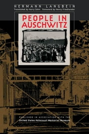People in Auschwitz ebook by Hermann Langbein