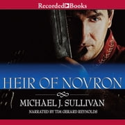 Heir of Novron audiobook by Michael J. Sullivan