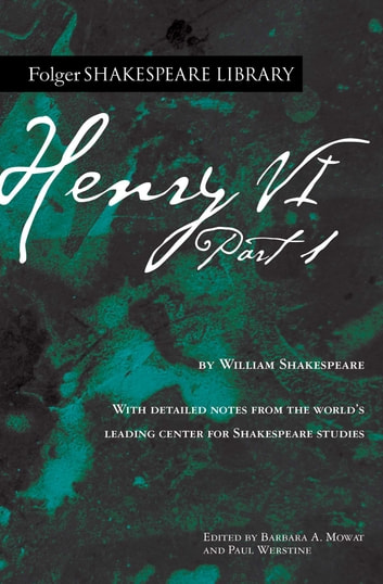 Henry VI Part 1 ebook by William Shakespeare