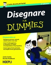 Disegnare For Dummies ebook by Jamie Combs, Brenda Hoddinott