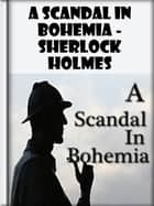 A Scandal in Bohemia eBook by Arthur Conan Doyle