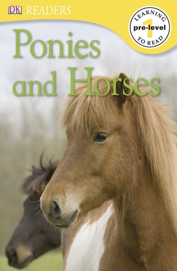 Ponies and Horses ebook by DK
