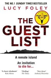 The Guest List ebook by Lucy Foley