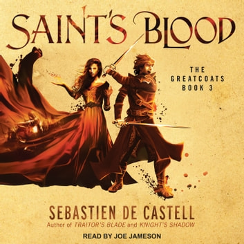 Saint's Blood audiobook by Sebastien de Castell