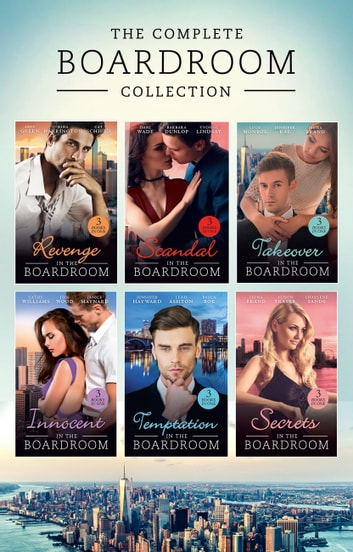 The Complete Boardroom Collection (Mills & Boon e-Book Collections) 電子書 by Yvonne Lindsay,Fiona Brand,Cathy Williams,Jennifer Rae,Dani Wade,Barbara Dunlop,Nina Harrington,Lucy Monroe,Cat Schield,Abby Green