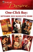 One-Click Buy: September 2010 Silhouette Desire