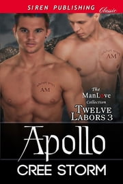 Apollo ebook by Cree Storm