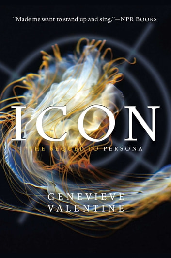 Icon ebook by Genevieve Valentine