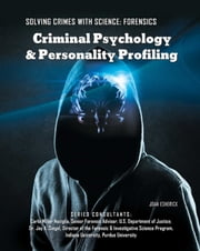Criminal Psychology & Personality Profiling ebook by Joan Esherick
