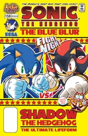 "Sonic the Hedgehog #158 ebook by Ken Penders,Ron Lim,Jim Amash,Patrick ""SPAZ"" Spaziante"