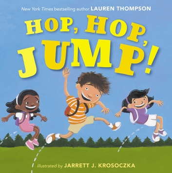 Hop, Hop, Jump! - with audio recording ebook by Lauren Thompson