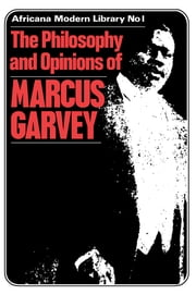 More Philosophy and Opinions of Marcus Garvey ebook by Amy Jacques Garvey