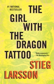 The Girl with the Dragon Tattoo ekitaplar by Stieg Larsson