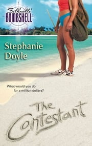 The Contestant ebook by Stephanie Doyle