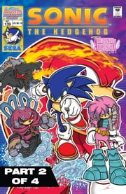 "Sonic the Hedgehog #139 ebook by Karl Bollers,Ken Penders,Jon Gray,Steven Butler,Michael Higgins,Jim Amash,Patrick ""SPAZ"" Spaziante"