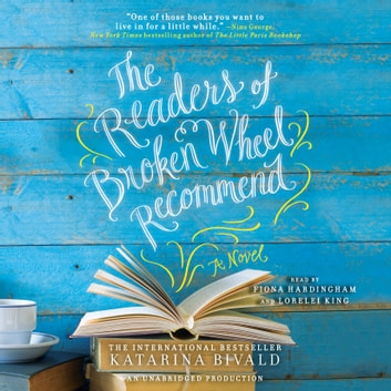 The Readers of Broken Wheel Recommend audiobook by Katarina Bivald