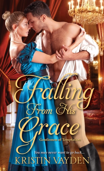 Falling from His Grace ebook by Kristin Vayden