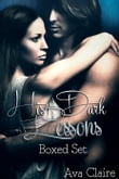 His Dark Lessons Box Set (New Adult Romance)