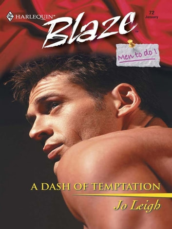 A Dash of Temptation ebook by Jo Leigh