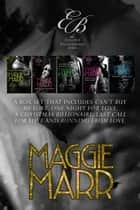 Eligible Billionaires Box Set: Books 1-5 - Eligible Billionaires eBook par Maggie Marr
