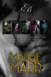 Eligible Billionaires Box Set: Books 1-5 - Eligible Billionaires ebook by Maggie Marr