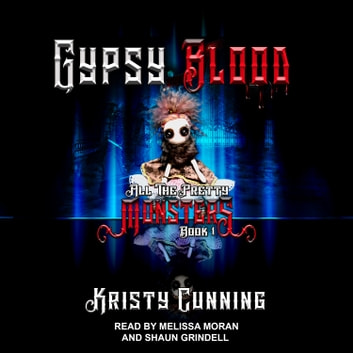 Gypsy Blood audiobook by Kristy Cunning