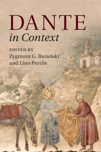 Dante in Context ebook by