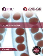 ITIL Service Transition ebook by AXELOS