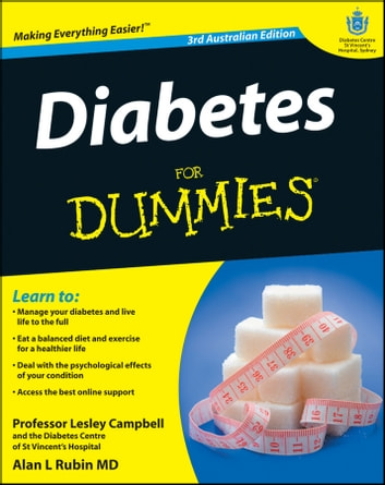 Diabetes For Dummies ebook by Lesley Campbell,Alan L. Rubin