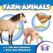 Farm Animals Read Along ebook by Kim Mitzo Thompson,Karen Mitzo Hilderbrand