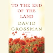 To the End of the Land audiobook by David Grossman