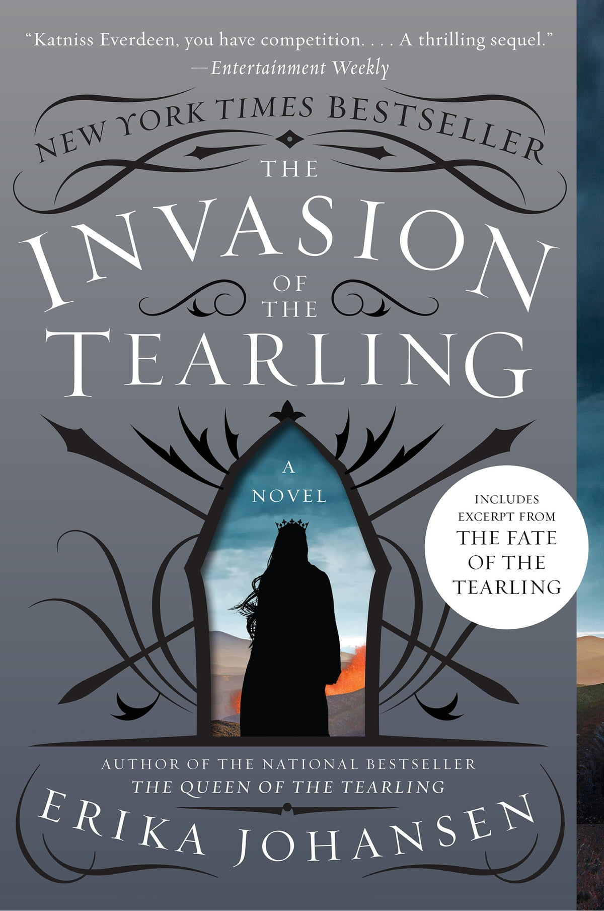 The Invasion Of The Tearling  A Novel Ebook By Erika Johansen