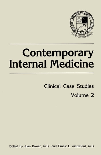 Contemporary Internal Medicine - Clinical Case Studies ebook by