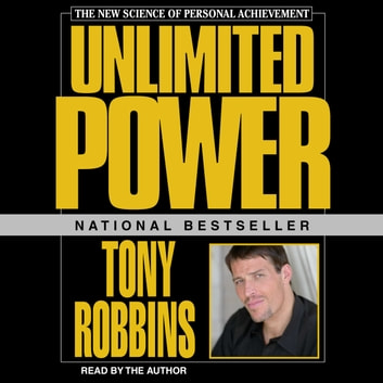 Unlimited Power audiobook by Tony Robbins